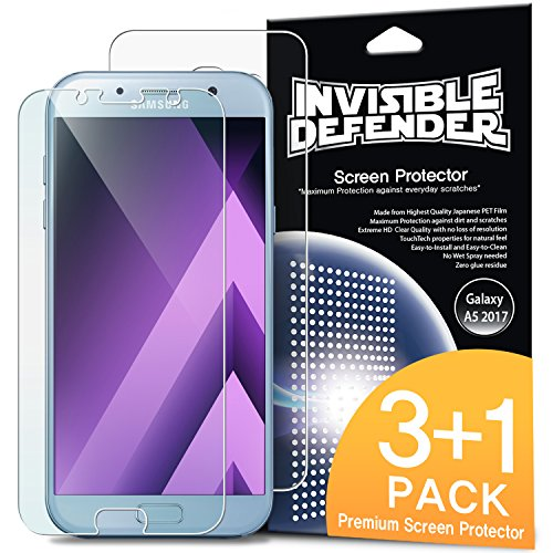 Ringke Fusion TPU Cover Case for Samsung Galaxy A5 2017 (Clear) - 8