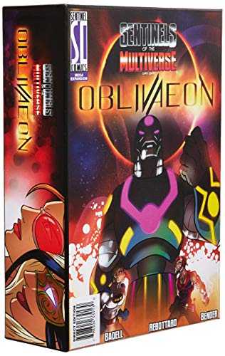 Greater Than Games Sentinels of The Multiverse: Oblivaeon Board Game]()