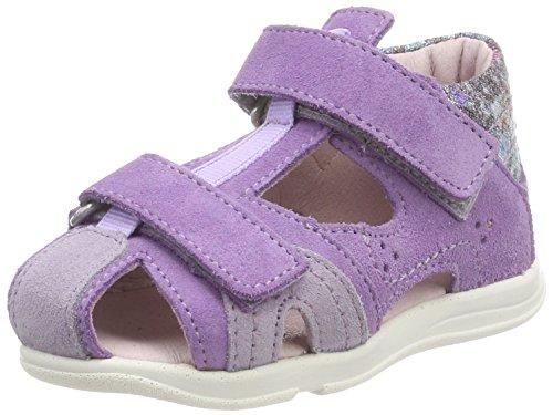 Däumling Baby Mädchen Uschi Sandalen Violett (Turino Lavendel)