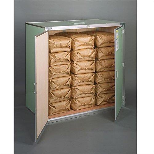 川辺製作所 通気孔付き 総桐米保管庫 K-09 『日本製 自作可能 防湿 防カビ 屋外用(防水仕様ではありません)』 B00AEIN8LG