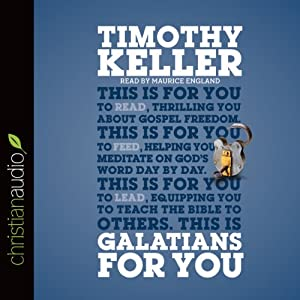 Galatians for You Audiobook