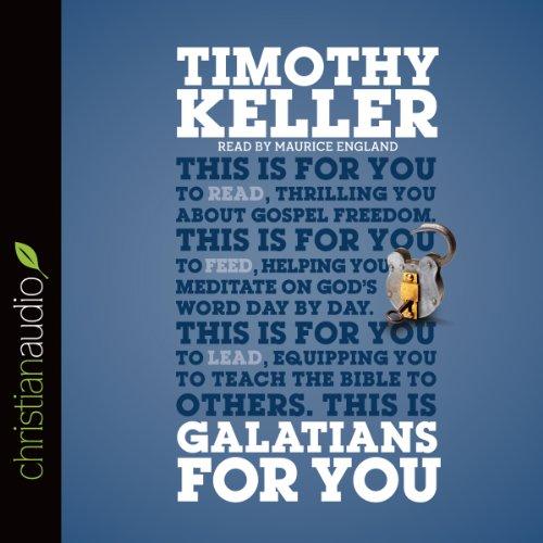 Bargain Audio Book - Galatians for You