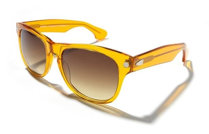 Kyboe C8 Gafas de sol, Naranja, 54 Unisex: Amazon.es: Ropa y ...