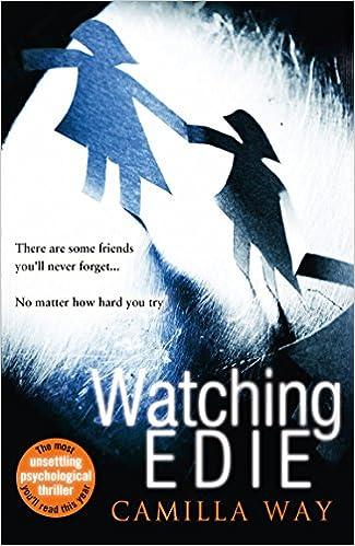 Watching Edie Book Cover