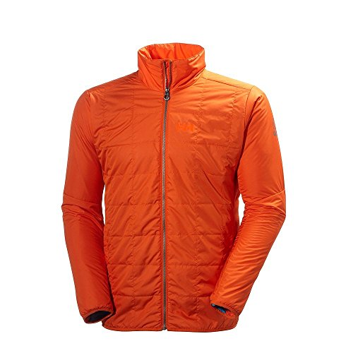 Helly Hansen Men's SOGN Insulator Jacket, Flame, M