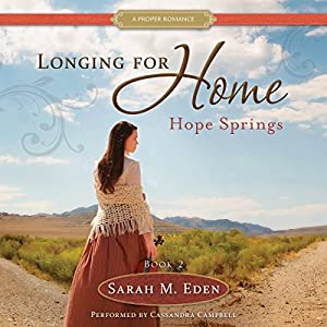 Hope Springs Audiobook