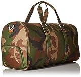 Herschel Novel Duffel Bag, Woodland Camo/Multi
