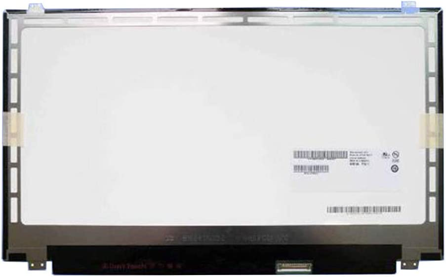 "HUAHAI 15.6"" LCD Screen Replacement for Lenovo Ideapad 110-15ISK 80UD001TUS (Max. Resolution:1366X768)"