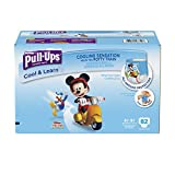 Pull ups Cool & learn training pants for boys, 4t-5t, 82 Count Econo Plus