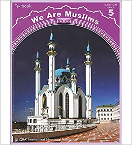 Book We Are Muslims Textbook: Grade 5