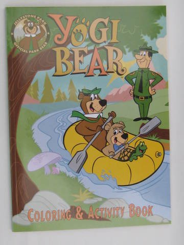 Yogi Bear Coloring & Activity Book (Assorted, Art Covers Vary)