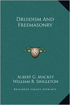Druidism and Freemasonry