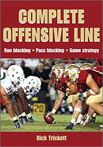 amazon complete offensive line rick trickett coaching