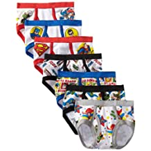 Handcraft Little Boys' Dc super Friend Brief