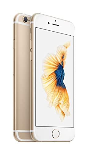 6 s gold iphone