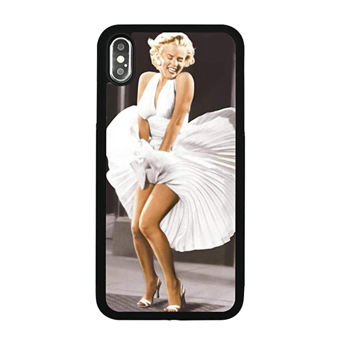 Marilyn Monroe Star - Carcasa para iPhone XS MAX Comic ...