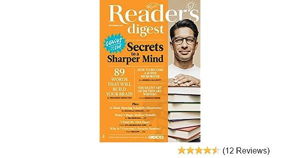 reader's digest large print: .com: magazines