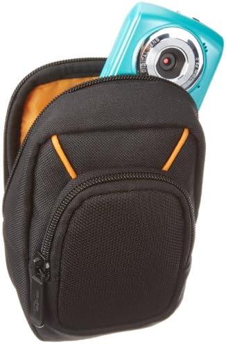 AmazonBasics Large Point and Shoot Camera Case – 6 x 4 x 2 Inches, Black 515nIzBNBYL