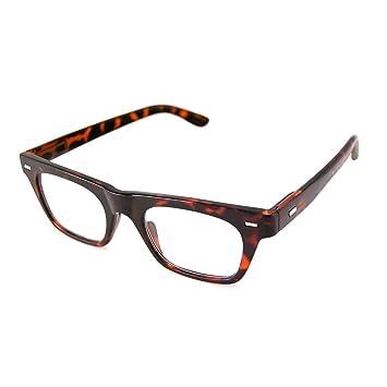 f0b7370b0f Image Unavailable. Image not available for. Color  Gabriel + Simone Lyon  Tortoise Unisex Reading Glasses