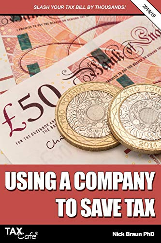 Using a Company to Save Tax 2018/19 Nick Braun
