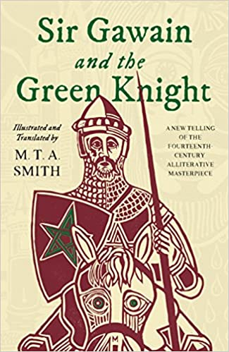 Sir gawain and the green knight kindle edition by michael smith sir gawain and the green knight kindle edition fandeluxe Gallery