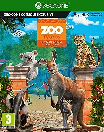 Zoo Tycoon: Ultimate Animal Collection: Amazon.es: Electrónica