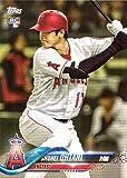 #6: 2018 Topps Team #A-17 Shohei Ohtani Los Angeles Angels Baseball Rookie Card
