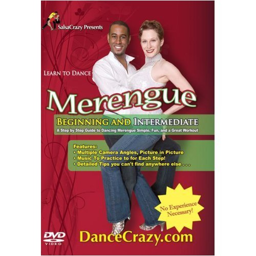ns - Learn To Dance Merengue, Beginning & Intermediate Latin Dancing: A Step-By-Step Guide To Merengue Dancing (Latin Dances Dvd)