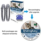 Flea and Tick Collar for Cat, Made with Natural
