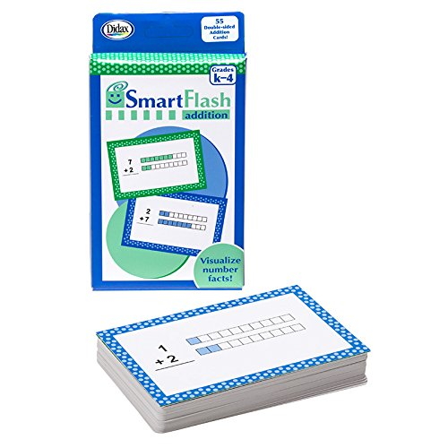 (Didax Educational Resources Smart Flash Cards - Addition Flash Cards )
