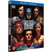 Justice League - Blu-ray - DC COMICS [Blu-ray + Digital HD]
