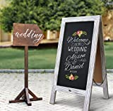 HBCY Creations Rustic Vintage Wooden Whitewashed