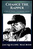 Chance the Rapper Stress Away Coloring Book: An