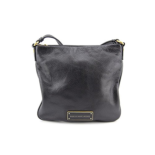 Marc by Marc Jacobs Too Hot to Handle Sia Cross Body Black 3 One Size (Marc Jacobs Too Hot To Handle Bucket Bag)