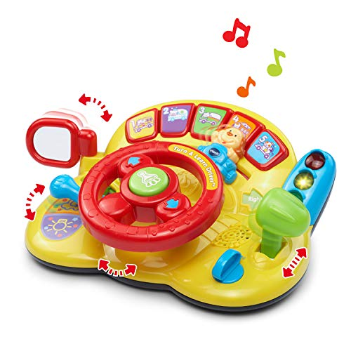 515nNf71MML - VTech Turn and Learn Driver (Frustration Free Packaging)