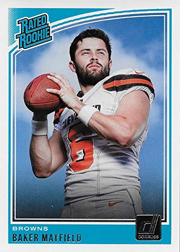 The 10 best baker mayfield rookie cards for 2019