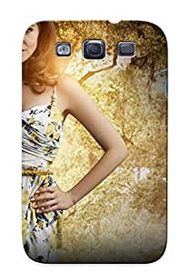 High Impact Dirt/shock Proof Case Cover For Galaxy S3 (emily Asher In Beautiful Creatures )