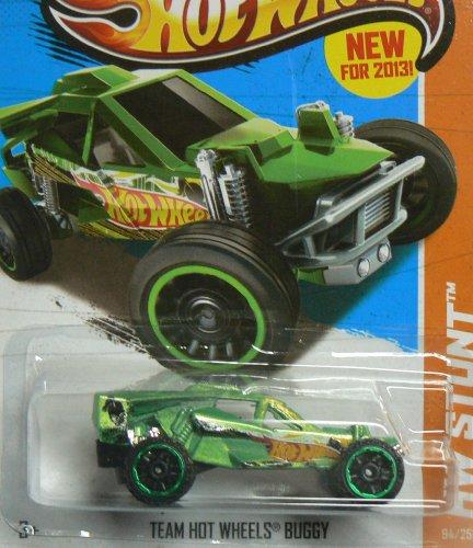 Hot Wheels HW Stunt 94/250 Green Team Hot Wheels Buggy