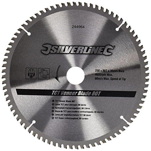 Silverline Circular Saw - 8