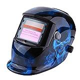 1PC Welding Helmet Pro Solar Automatic Darkening Welding Helmet Tig Mig Mask Grinding Welder Mask