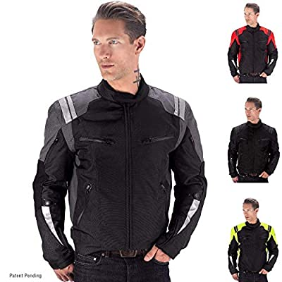 Viking Cycle Ironside Motorcycle Jacket For Men from Viking Cycle