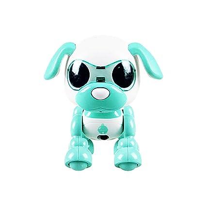 Tianya Electrónica Inteligente Robot Perro con Música Danza Juguetes ...