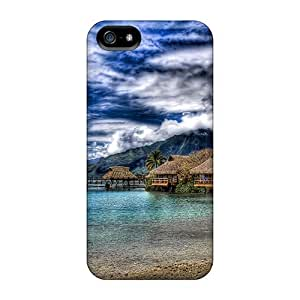 DeannaTodd DWp14141ETfw Skin For SamSung Galaxy S5 Mini Phone Case Cover (tahiti Is For Me)