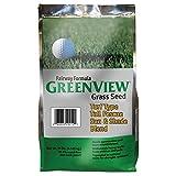 GreenView Fairway Formula Grass Seed Turf Type Tall Fescue Sun & Shade Blend, 10 lb Bag