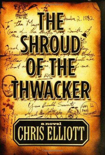 The Shroud of the Thwacker ebook