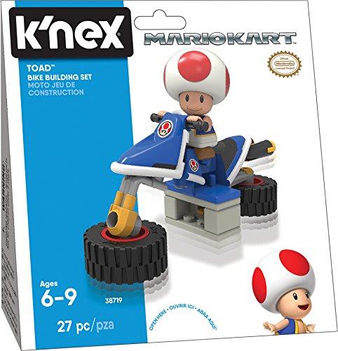 Nintendo Mario Kart Toad Bike Building Set ()