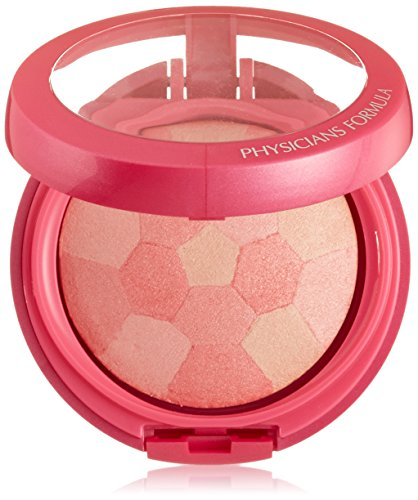 Physicians Formula Powder Palette Multi-Colored Custom Blush - The Bombshell Collection, Brunettes, 0.17 Ounce