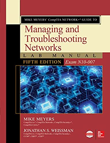Casp lab manual 4 inspiration from expert u0027s manual array mike meyers u0027 comptia network guide to managing and troubleshooting rh amazon com fandeluxe Gallery