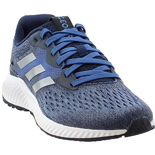 huge selection of d2443 b6603 adidas Mens Aerobounce m Running Shoe, Collegiate NavyMetallic  SilverTrace Royal,