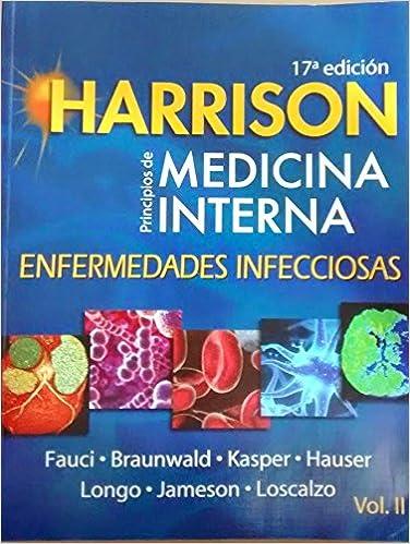 Harrison Medicina Interna 18 Descargar Gratis Pdf